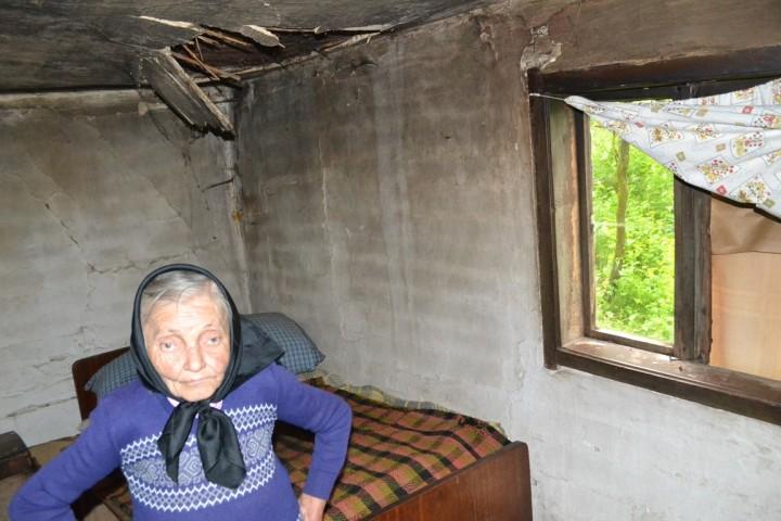 Мара у свом дому