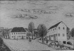 Челиначко раскршће након Другог свјетског рата (Богдан Маличевић)