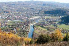 Врбања, једина ријека без зеленила, а Челинац - град без парка