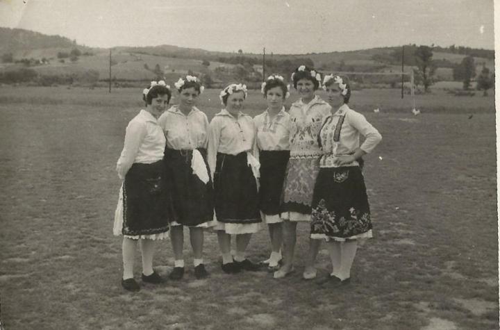 Folklorna sekcija 1962
