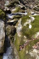 За уклесавање корита у камену води је требало милион година.