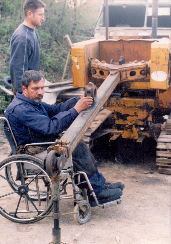Miladin Milosevic Rakica