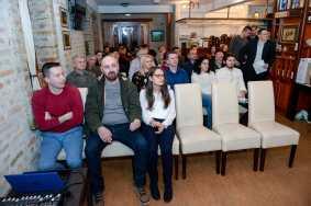 Лијепу музику публици су даровали Горан Баштинац, Обренко Тепић и Тијана Тепић