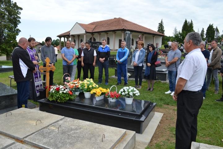 pomen Zoranu Kuzmanovicu